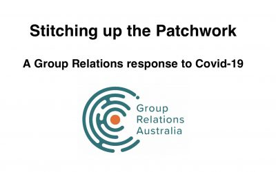 An International Group Relations Reflection on COVID-19