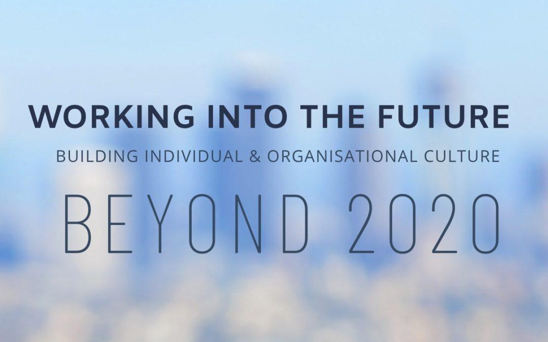 NIODA 2020 Virtual Symposium: Working into the Future