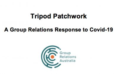 Tripod Patchwork – A Group Relations Reflection on COVID-19