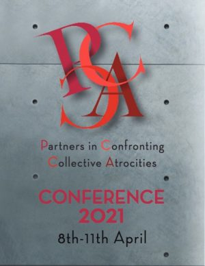 PCCA Conference: Walls – Open, Closed, Sliding? The Virus, Europe and Our World Today