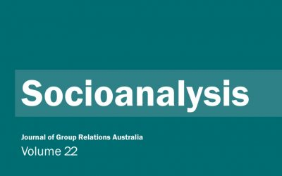 Socioanalysis – Volume 22